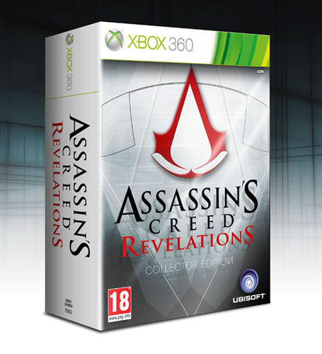 Assassin's Creed: Revelations - Collectors Edition